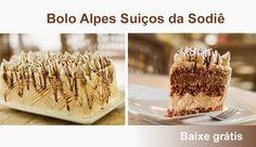 [PDF] Receita Genérica do Bolo Alpes Suiços da Sodiê | Creative