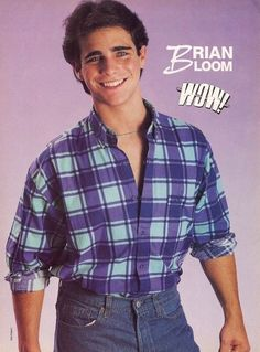 27cdad3dfe2813 Brian Bloom.Never knew why he was popular