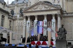 AFP | ImfDiffusion | FRANCE - PARIS - PANTHEON - RESISTANCE (citizenside.com - CS_114020_1241511 - CITIZENSIDE/CHRISTOPHE BONNET)