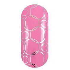 KOOKY Bubble Pink & Silver Wraps
