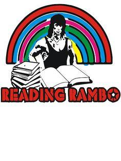 Ha ha ha! And here I thought Reading Rainbow was amazing!