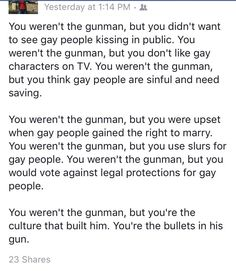 People are people and they all deserve respect, love, and protection. I don't care if they believe in things different than you.