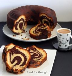 Food for thought: Ζέβρα κέικ Greek Sweets, Greek Desserts, No Cook Desserts, Cookie Desserts, Candy Recipes, Sweet Recipes, Dessert Recipes, Cake Frosting Recipe, Frosting Recipes