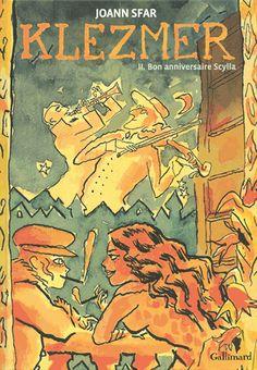Klezmer : Tome 2 : Bon anniversaire Scylla - Joann Sfar
