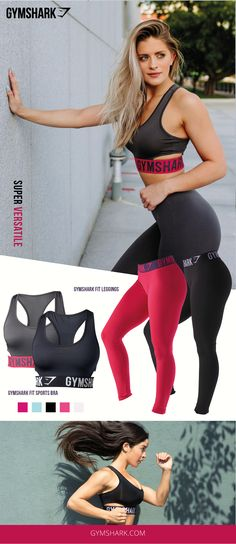 Your favourite Fit Leggings now have a Sports Bra to match. Complete your outfit and dominate your workout. On trend elasticated, Gymshark waistband. Available in five colours. Casual Outfits, Cute Outfits, Gym Outfits, Womens Workout Outfits, Workout Leggings, Active Wear For Women, Athletic Wear, Dance Outfits, Outfit