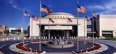 George W. Bush Presidential Library- Texas
