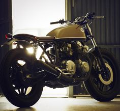 Two Wheeled MonsterAs someone who is constantly referred to as a Greek god, it only makes sense that your motorcycle be named after a mythological Greek figure as well. The Honda Ciclope (that's Spanish for …