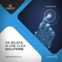 Try Us! #PixeletteTechnologies provides one-click IT solutions for all your digital problems and that too at unbelievable prices. #UK #IT #IT_Solutions #Pixelette #Technologies #IT_Services #Technology #Digitalising #Programming #Solving_ITIssues #Going_Digital Application Design, Application Development, Mobile Application, App Development, It Service Provider, Cloud Infrastructure, Business Requirements, Drupal, Data Analytics