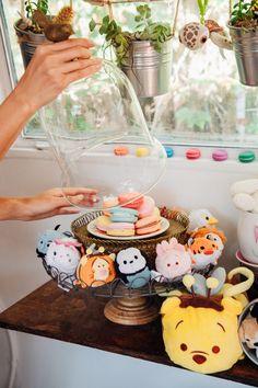 I just had the most AMAZING idea! In my opinion of course. For my upcoming birthday I could have a tsum tsum party! Like a tsum tsum theme! Totally gonna do it! (If I can)