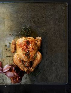 5 steps to: Perfect roast chicken