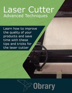 eBook - Laser Cutter Advanced Techniques