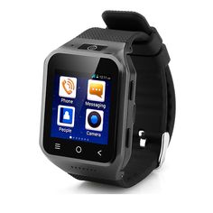 ЧАСОФОН ZGPAX S8, Android 4.4, 3G, камера 5 Мп