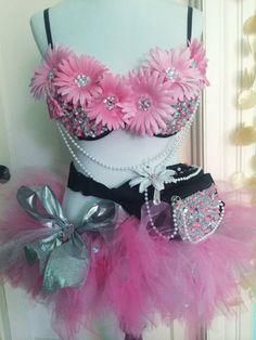 Plur Barbie outfit, $150.00