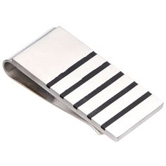 James Cavolini and Stainless Steel Money Clip