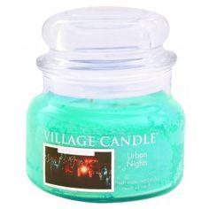 Village Candle Limited Edition Small Jar - Urban Nights