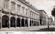 AVENIDA FRANCISCO I MADERO Hacia 1900