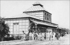 Estacao Ferroviaria de Bananal/SP :: Kruchin Arquitetura