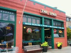 The Spar in Old Town Tacoma