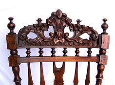 .. Antique rocking chair