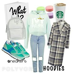 Everyday outfit. Candy time