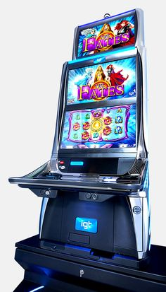 IGT CrystalDual™ Cabinet | IGT (United States)