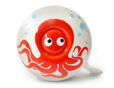 Kikkerland Design Inc » Products » Dring Bike Bell Octopus