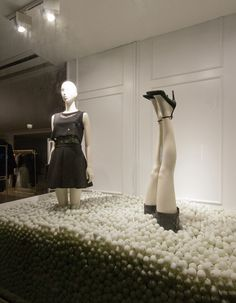 maje windows 2014 Summer, Paris – France » Retail Design Blog