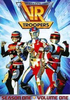 V.R. Troopers: Season One, Vol. One