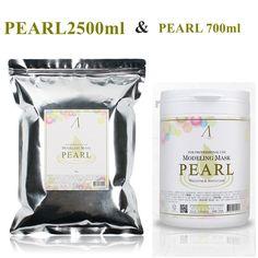 Pearl 2500ml & Pearl 700ml Powder Masque Moisturizing Brightening Whitening