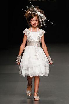 Hortensia Maeso children fashion design