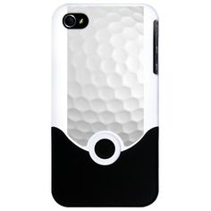 Golf Ball iPhone 4 Slider Case. Subtle and stylish!