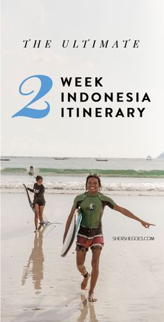 If you've already been to Bali and want to explore the best of Indonesia, check out this guide covering 4 new regions. A day by day itinerary explores Indonesian food, sights and adventure activities throughout Bandung, Jogjakarta, Raja Ampat and Lombok.
