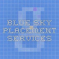 blue sky placement services