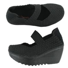 Bernie Mev LULIA Black. hands down the most comfortable shoe I've ever owned