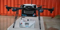 Pizza drones are go! Domino's gets NZ drone delivery OK – Business – NZ Herald News