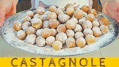 Castagnole di Carnevale ricetta facile Fatte in casa da Benedetta