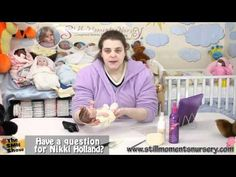 How to clean and care for your reborn baby doll   Nikki Holland is seriously awesome! I learned awesome reborn techniques especially for beginners (me) lol, she makes it look easy