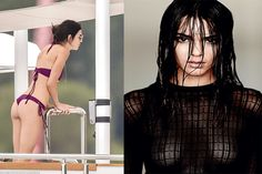Kendall Jenner's Sexy Pics…