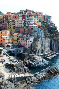 Best Italy Honeymoon Destinations Cinque Terre, Italy - One of the best places to visit in Italy during your Italy honeymoon.Cinque Terre, Italy - One of the best places to visit in Italy during your Italy honeymoon. Europe Destinations, Best Honeymoon Destinations, Italy Honeymoon, Honeymoon Places, Honeymoon Planning, Best Places To Travel, Cool Places To Visit, Places To Go, Italy Places To Visit