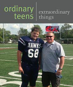 Ordinary Teens Doing Extraordinary Things - Adam Cone   Face Forward