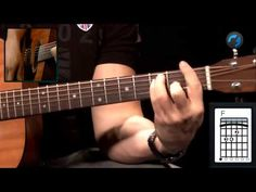▶ Losing My Religion - R.E.M. (aula de violão) - YouTube Guitar lesson to strum and sing this song - great clear chord diagrams