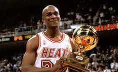 basketball lefty Harold Miner
