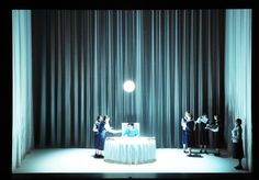 Klaus Grünberg, set and light design, Die Zauberin (Carodejka), Vlaamse Opera, 2011