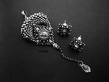 Sady šperkov - Swan (set) - 5298556_