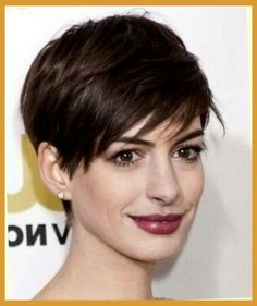 Magnificent Pixie Hairstyles Ideas For Iconic Celebrity Looks – The Xerxes pixie haircut www.u… The post Pixie Hairstyles Ideas For Iconic Celebrity Looks – The Xerxes pixie haircut w . Haircuts For Fine Hair, Best Short Haircuts, Pixie Hairstyles, Short Hairstyles For Women, Hairstyles With Bangs, Hairstyle Ideas, Modern Hairstyles, Perfect Hairstyle, Wedding Hairstyles