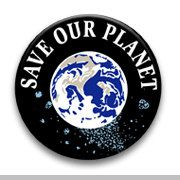 Save Our Planet by mysticdragonss on Etsy, $1.50