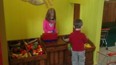 Little Green House Play Cafe, Grandview OH