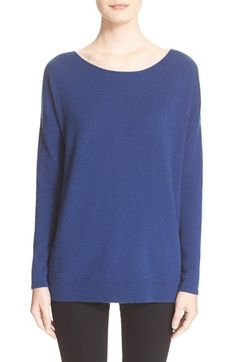 Diane von Furstenberg 'Jenia' Wool & Cashmere Sweater (Nordstrom Exclusive) available at #Nordstrom