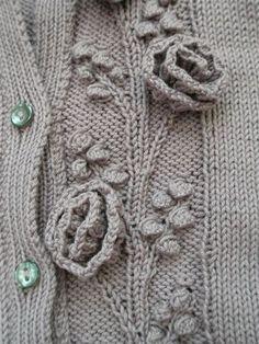 Design Detail | Rambling Rose by Martin Storey