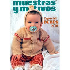 ЖУРНАЛЫ Muestras y Motivos Knitting Books, Crochet Books, Knitting For Kids, Loom Knitting, Baby Knitting, Crochet Baby, Knitting Patterns, Knit Crochet, Knitting Magazine